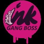 Ink Gang Boss Logo